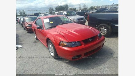 2002 Ford Mustang GT Coupe for sale 101218202