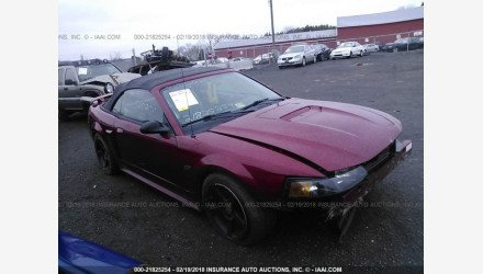 2002 Ford Mustang GT Convertible for sale 101218793