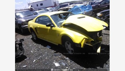 2002 Ford Mustang Coupe for sale 101220798