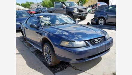 2002 Ford Mustang Coupe for sale 101223172