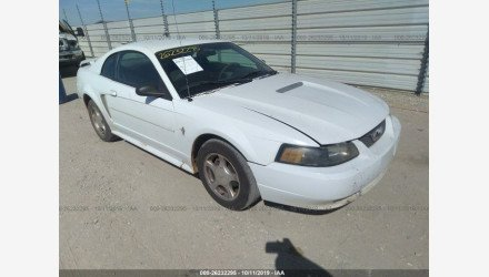 2002 Ford Mustang Coupe for sale 101226183