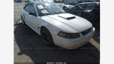 2002 Ford Mustang GT Convertible for sale 101226194