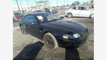 2002 Ford Mustang Coupe for sale 101232703