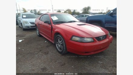 2002 Ford Mustang Coupe for sale 101235919