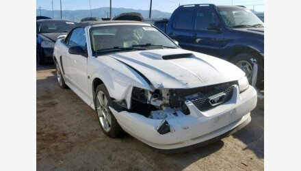 2002 Ford Mustang GT Convertible for sale 101236656
