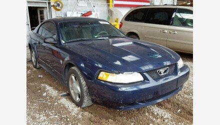 2002 Ford Mustang Coupe for sale 101239472