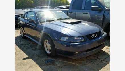 2002 Ford Mustang Coupe for sale 101240999