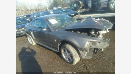 2002 Ford Mustang Coupe for sale 101273299