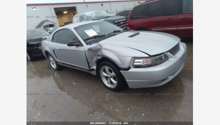 2002 Ford Mustang Coupe for sale 101273799