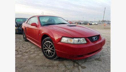 2002 Ford Mustang Coupe for sale 101280032
