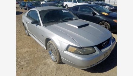 2002 Ford Mustang GT Coupe for sale 101284689