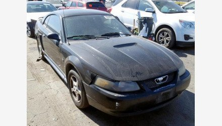 2002 Ford Mustang Coupe for sale 101284809
