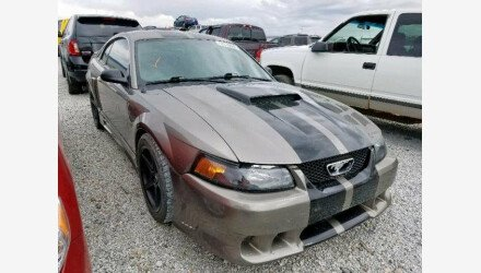 2002 Ford Mustang GT Coupe for sale 101289006