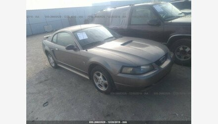 2002 Ford Mustang Coupe for sale 101290287