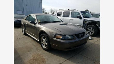 2002 Ford Mustang Coupe for sale 101291024