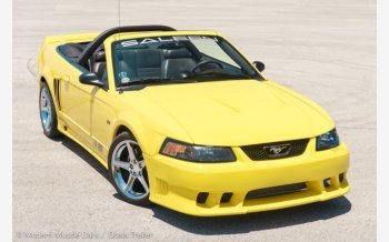 2002 Ford Mustang GT Convertible for sale 101327098