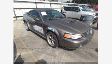2002 Ford Mustang GT Coupe for sale 101349676