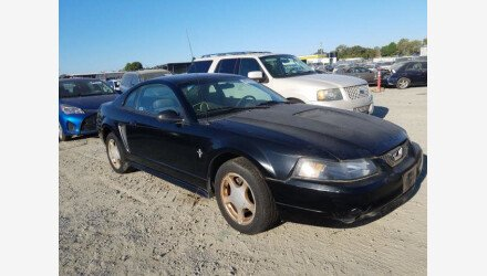 2002 Ford Mustang Coupe for sale 101377446
