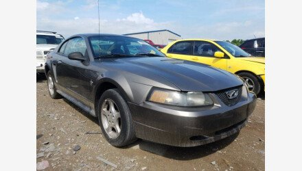 2002 Ford Mustang Coupe for sale 101379165