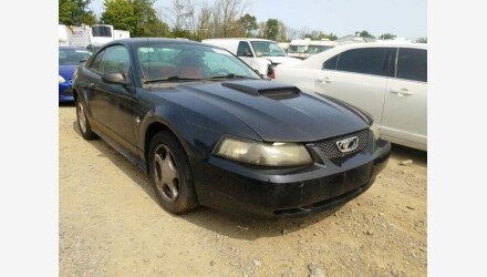 2002 Ford Mustang Coupe for sale 101379860