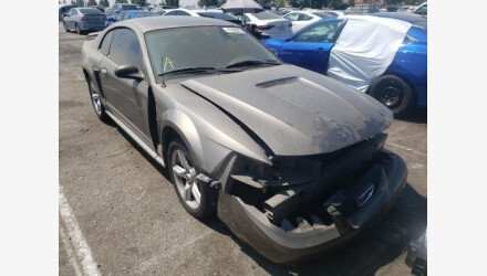 2002 Ford Mustang Coupe for sale 101394127
