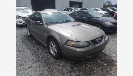 2002 Ford Mustang Coupe for sale 101395081