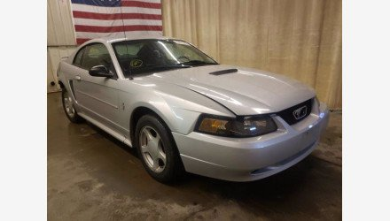 2002 Ford Mustang Coupe for sale 101406357