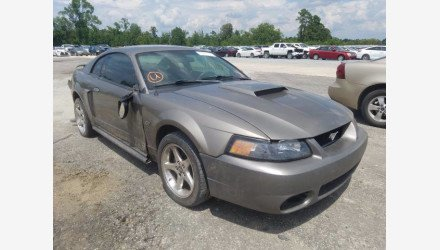 2002 Ford Mustang GT Coupe for sale 101407002