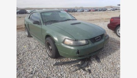 2002 Ford Mustang Coupe for sale 101410467