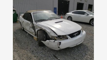 2002 Ford Mustang Convertible for sale 101410495