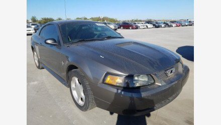 2002 Ford Mustang Coupe for sale 101411170