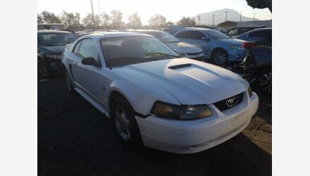 2002 Ford Mustang Coupe for sale 101411178