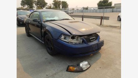 2002 Ford Mustang Coupe for sale 101411232
