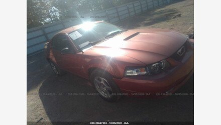 2002 Ford Mustang Coupe for sale 101411646