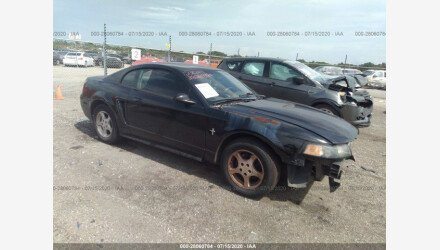 2002 Ford Mustang Coupe for sale 101412500