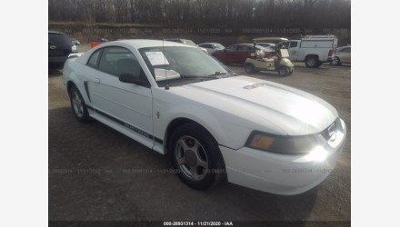 2002 Ford Mustang Coupe for sale 101412531