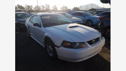2002 Ford Mustang Coupe for sale 101414142
