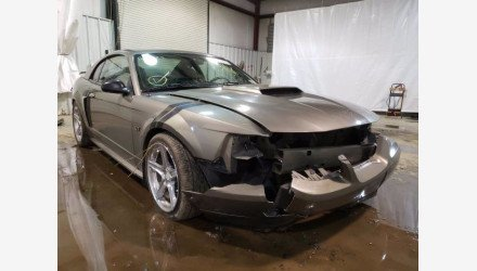 2002 Ford Mustang GT Coupe for sale 101436141