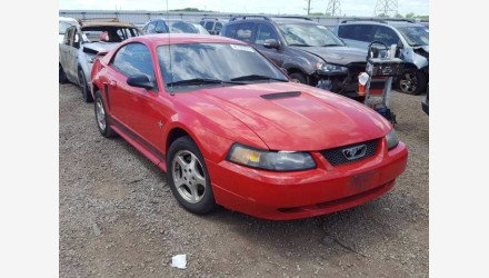 2002 Ford Mustang Coupe for sale 101441978