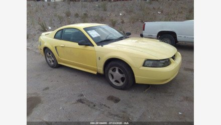 2002 Ford Mustang Coupe for sale 101443467