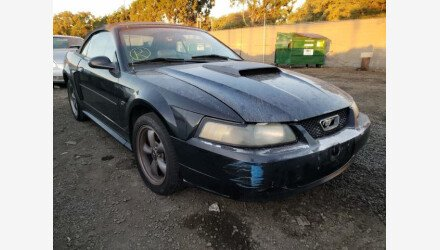 2002 Ford Mustang GT Convertible for sale 101444674