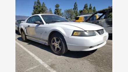 2002 Ford Mustang Coupe for sale 101460983
