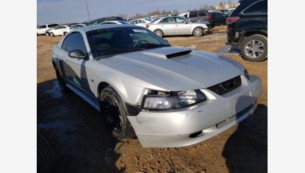 2002 Ford Mustang GT Coupe for sale 101462500
