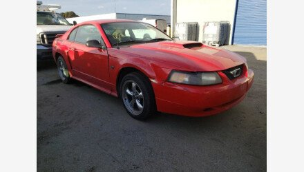 2002 Ford Mustang GT Coupe for sale 101463342