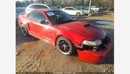 2002 Ford Mustang GT Coupe for sale 101464535