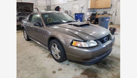 2002 Ford Mustang Coupe for sale 101466552