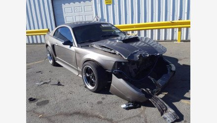 2002 Ford Mustang GT Coupe for sale 101468056