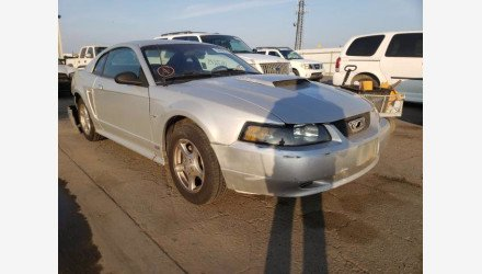2002 Ford Mustang Coupe for sale 101468613