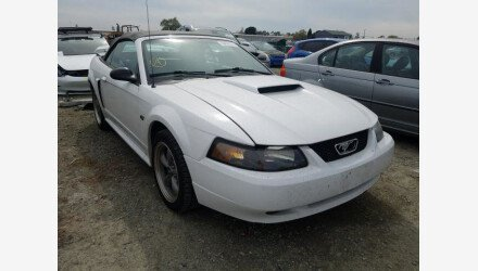 2002 Ford Mustang GT Convertible for sale 101489030