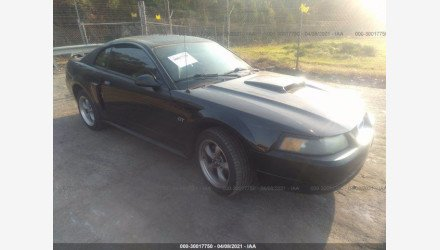 2002 Ford Mustang GT Coupe for sale 101489992